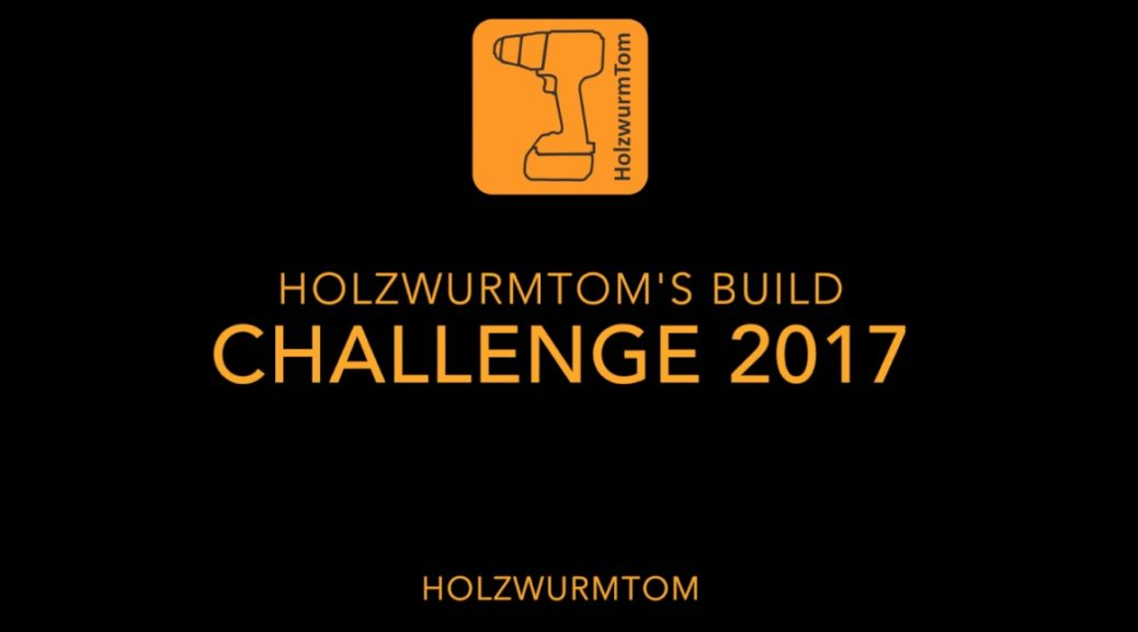 Holzwurm Tom's LED Challenge